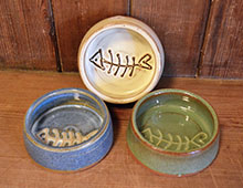 Cat and Dog Bowls